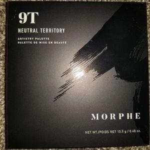 Morphe 9T Palette